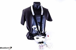 Zero Gravity Remote Controller Harness System for DJI Phantom 1/2/3/4 and Inspire 1 Inspire 2 Remote Controller