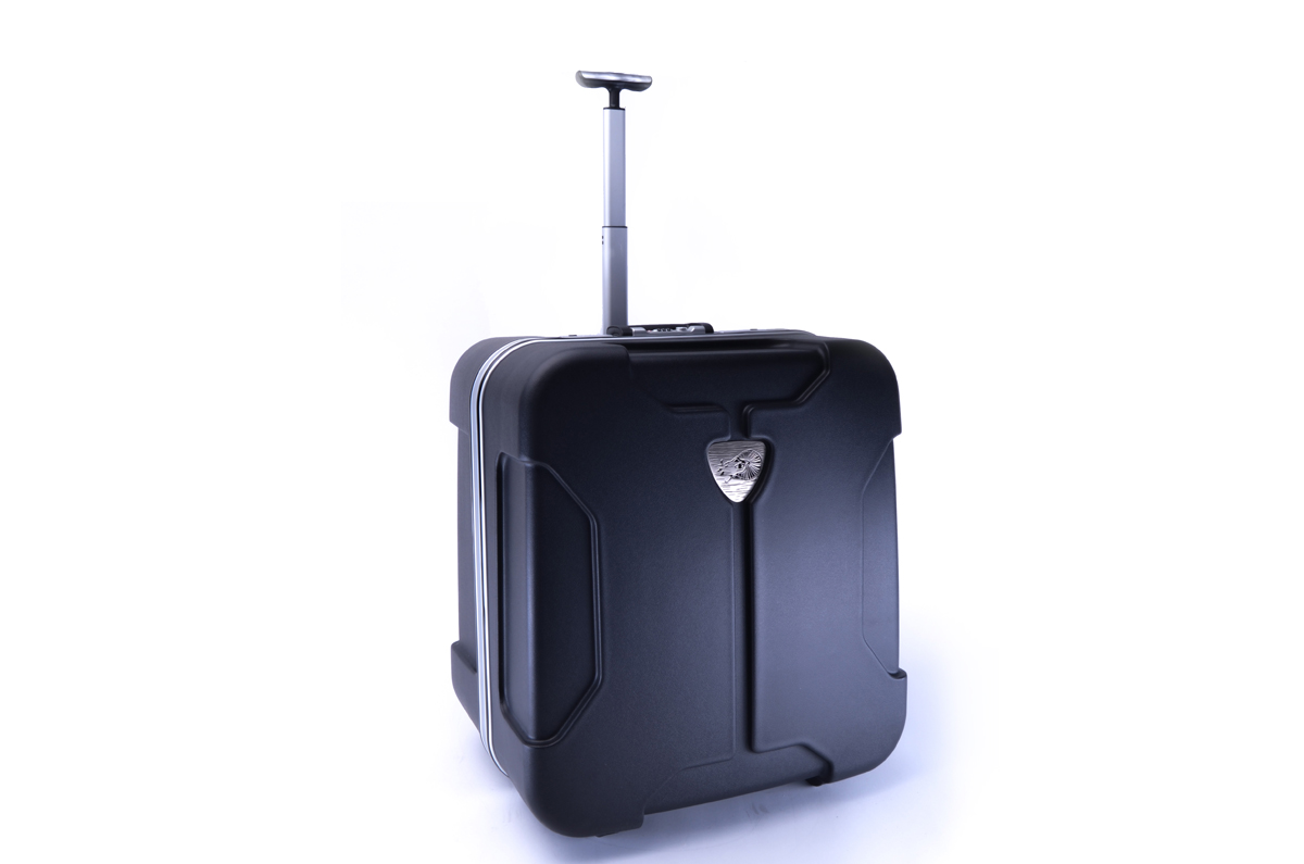 Inscase Unique Hardshell Roller Luggage For Dji Inspire 1