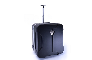 InsCase - Unique Hardshell Roller Luggage for DJI Inspire DJI Phantom (all Bestem InsPak backpacks)